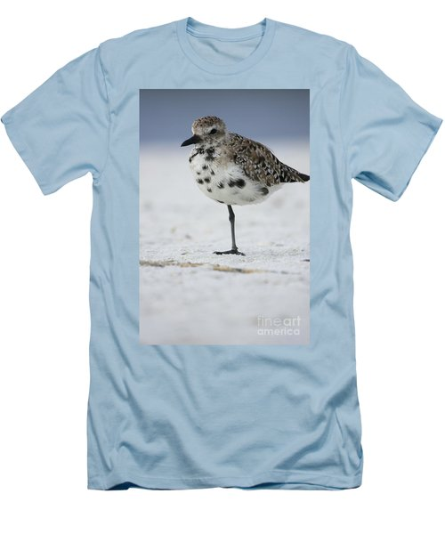Black-bellied Plover Men's T-Shirt (Athletic Fit)