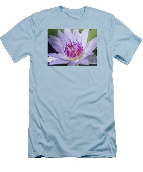 Blooming For You Men's T-Shirt (Slim Fit) by Chrisann Ellis