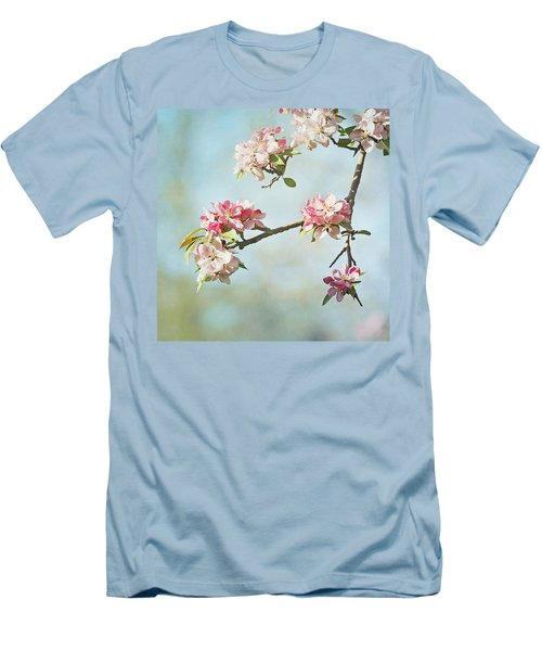 Blossom Branch Men's T-Shirt (Athletic Fit)