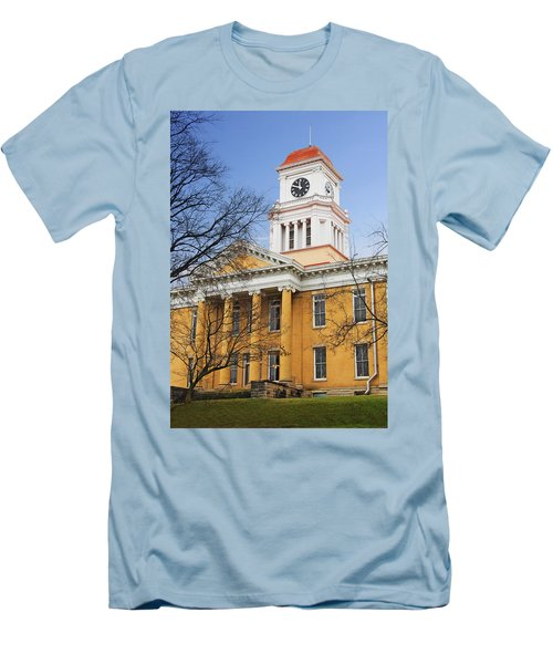 Blount County Courthouse Men's T-Shirt (Athletic Fit)