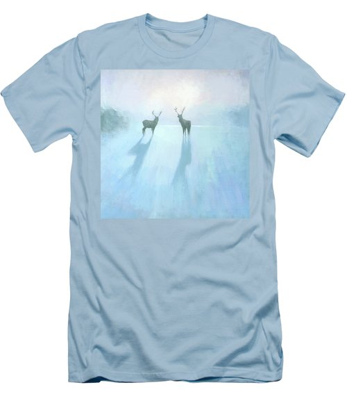 Call Of The Arctic Men's T-Shirt (Athletic Fit)
