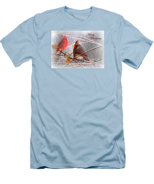 Cardinals - Male And Female - Img_003card Men's T-Shirt (Athletic Fit)