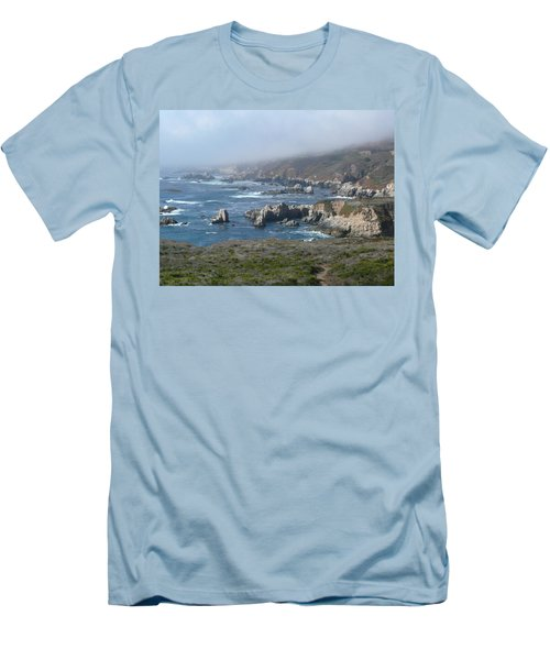 Carmel Coast Men's T-Shirt (Athletic Fit)