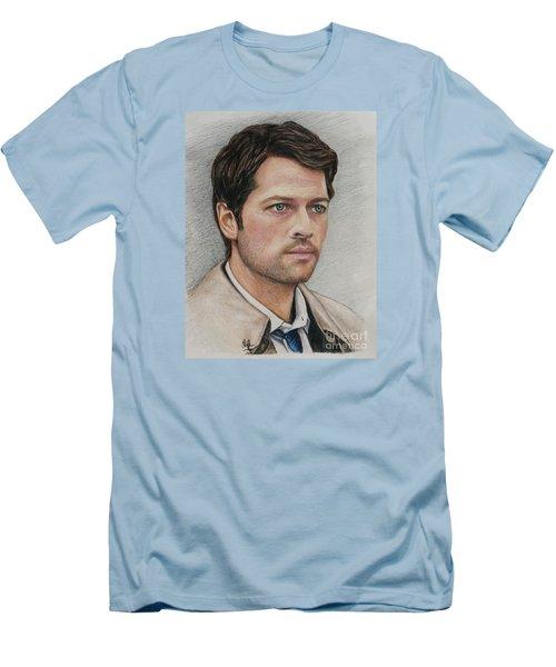 Castiel Men's T-Shirt (Athletic Fit)