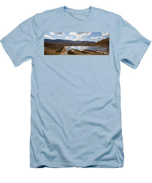Catching Rays  Men's T-Shirt (Slim Fit) by Carol Lynn Coronios