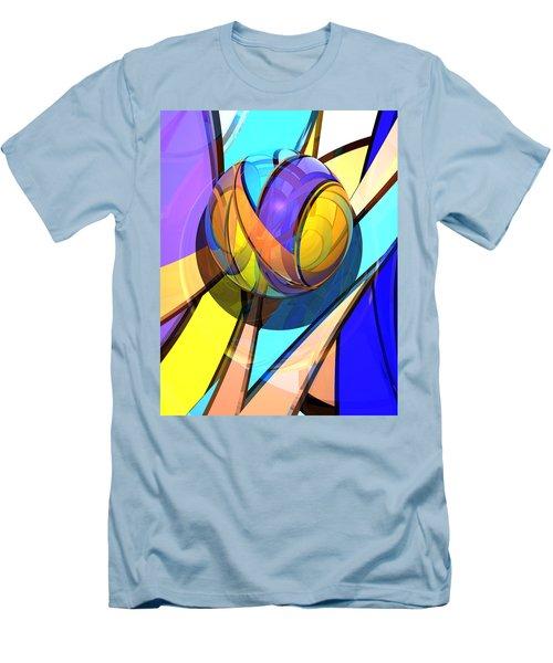 Check Barrels 35  Men's T-Shirt (Athletic Fit)