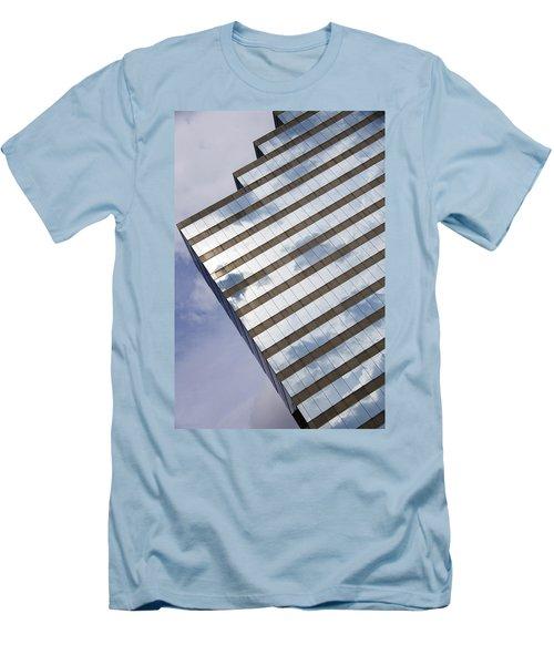 City Cloudscape Men's T-Shirt (Athletic Fit)