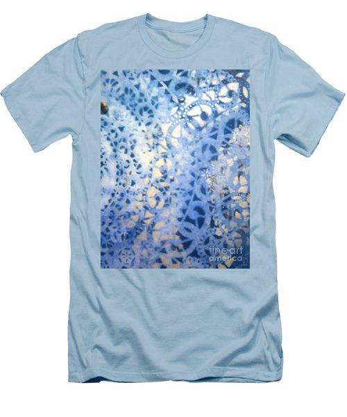 Clipart 009 Men's T-Shirt (Slim Fit) by Luke Galutia
