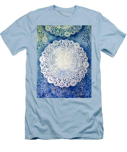 Clipart 010 Men's T-Shirt (Slim Fit) by Luke Galutia