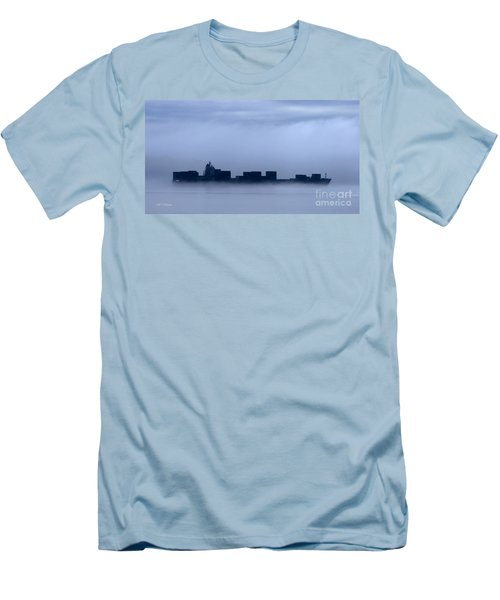 Cloud Ship Men's T-Shirt (Athletic Fit)
