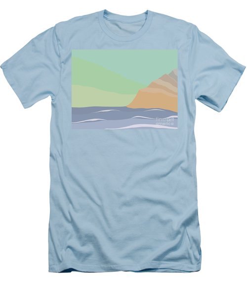 Coastal Bank Men's T-Shirt (Athletic Fit)