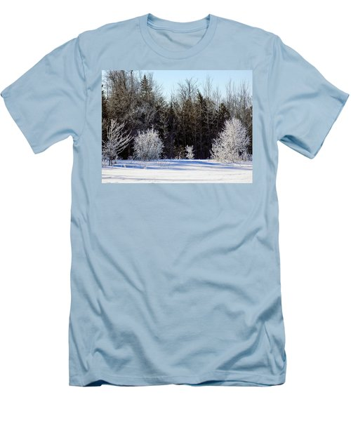 Cold Magic Men's T-Shirt (Athletic Fit)