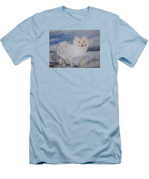 Cool Fox Men's T-Shirt (Athletic Fit)