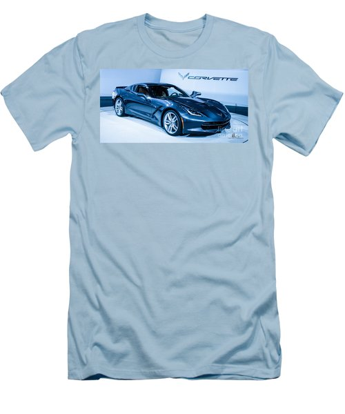 Corvette Stingray Men's T-Shirt (Athletic Fit)