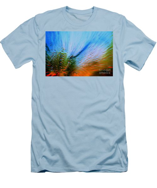 Cosmic Series 006 - Under The Sea Men's T-Shirt (Athletic Fit)