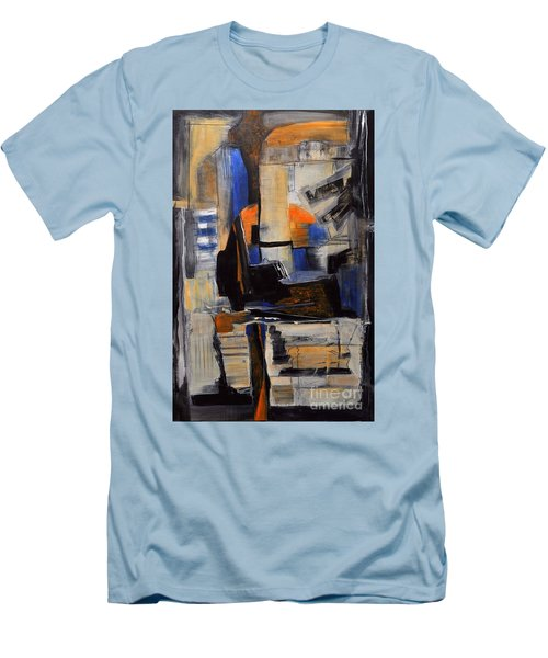 Crazy Legs Men's T-Shirt (Slim Fit) by Glory Wood