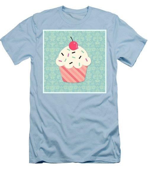 Cupcake 2 Men's T-Shirt (Athletic Fit)