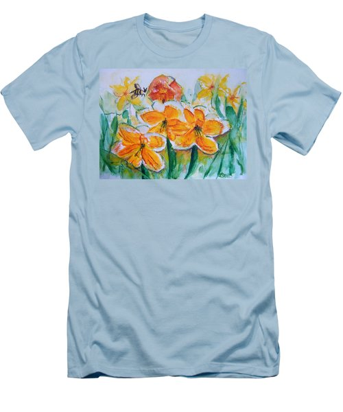 Daffies Men's T-Shirt (Athletic Fit)
