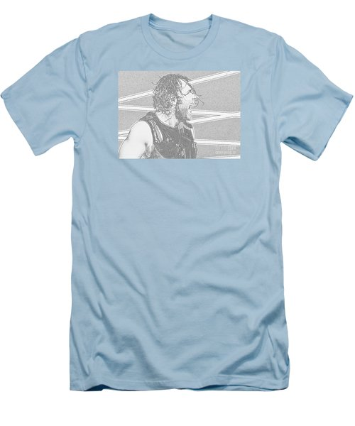 Dean Ambrose Men's T-Shirt (Athletic Fit)