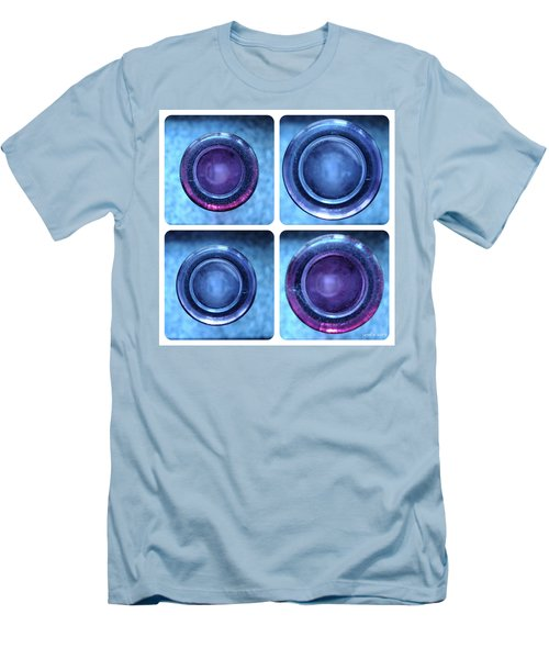 Men's T-Shirt (Slim Fit) featuring the photograph Deep Thoughts Part One by Sir Josef - Social Critic - ART