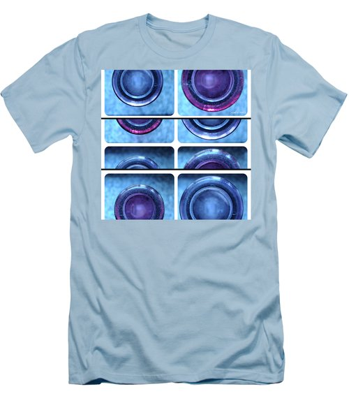 Men's T-Shirt (Slim Fit) featuring the photograph Deep Thoughts Part Two by Sir Josef - Social Critic - ART