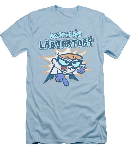 Dexter's Laboratory - What Do You Want Men's T-Shirt (Athletic Fit)