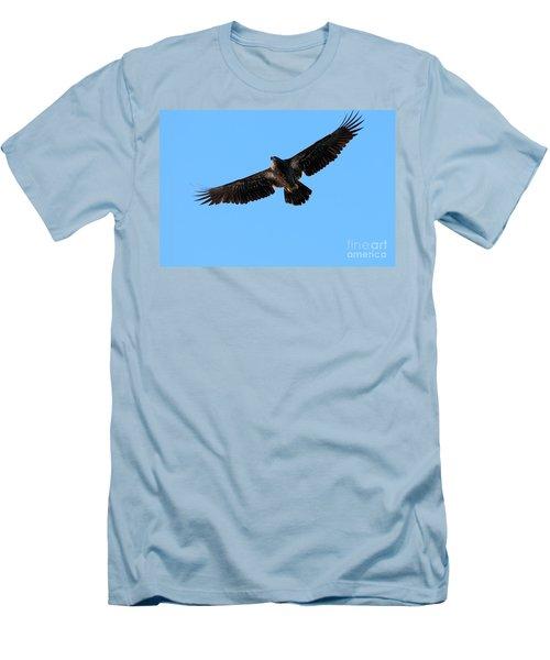 Eagle Wings Men's T-Shirt (Athletic Fit)