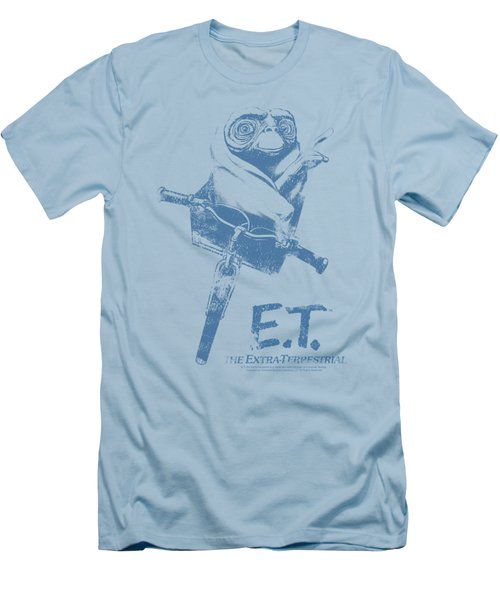 Et - Bike Men's T-Shirt (Athletic Fit)