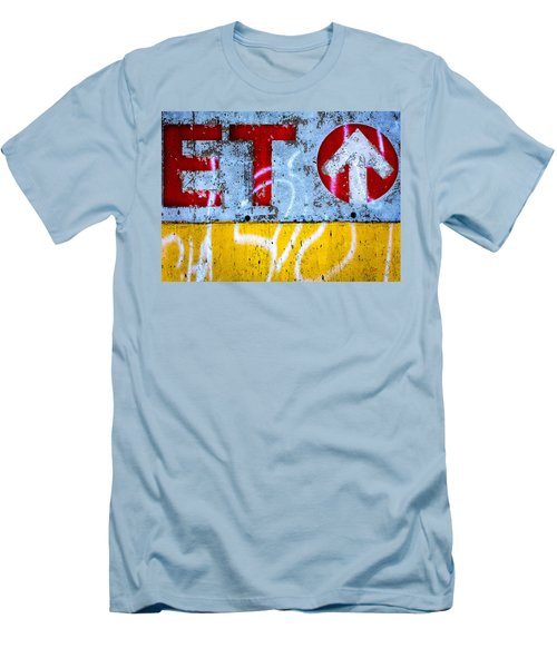 ET  Men's T-Shirt (Athletic Fit)