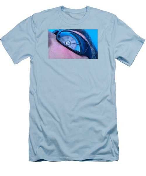 Eye On Summer Men's T-Shirt (Athletic Fit)