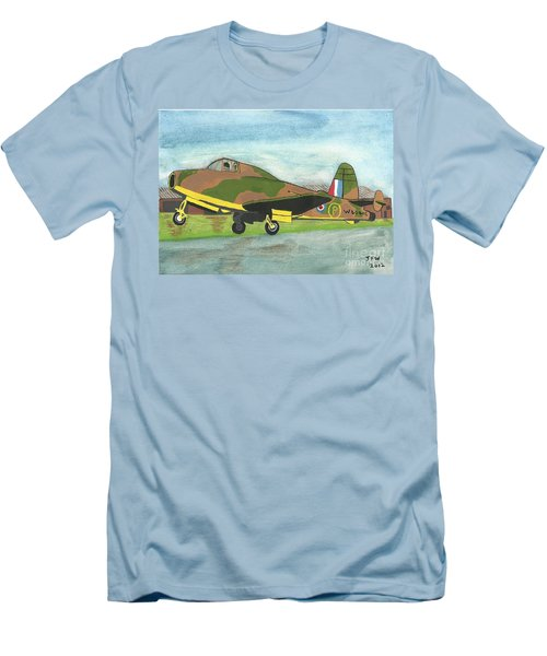 Firstflight Men's T-Shirt (Slim Fit) by John Williams