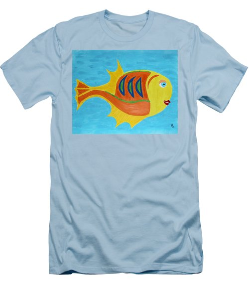 Fishie Men's T-Shirt (Athletic Fit)
