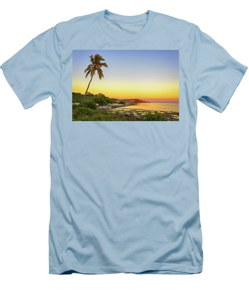 Florida Keys Sunset Men's T-Shirt (Athletic Fit)