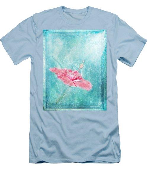 Flower Dancer Men's T-Shirt (Slim Fit) by Erika Weber