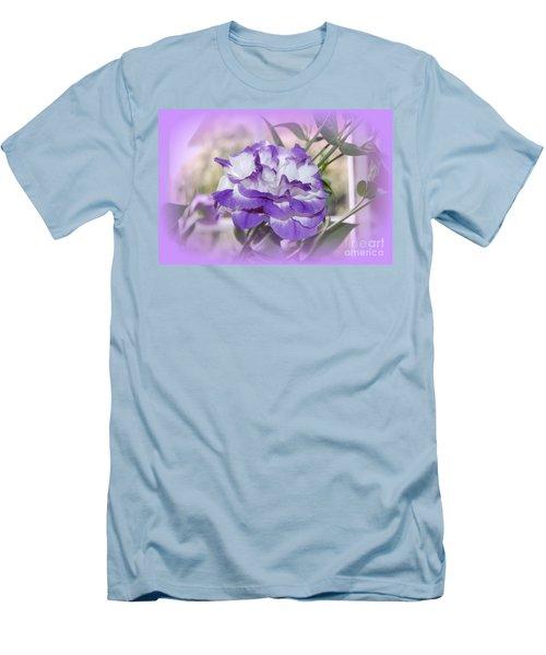 Flower In A Haze Men's T-Shirt (Athletic Fit)