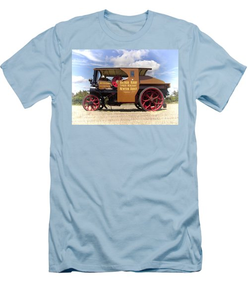 Foden Tractor Men's T-Shirt (Athletic Fit)