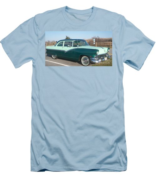 Ford Mercury Men's T-Shirt (Athletic Fit)