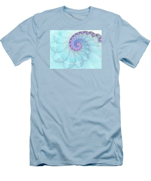 Fractal 17 Men's T-Shirt (Athletic Fit)