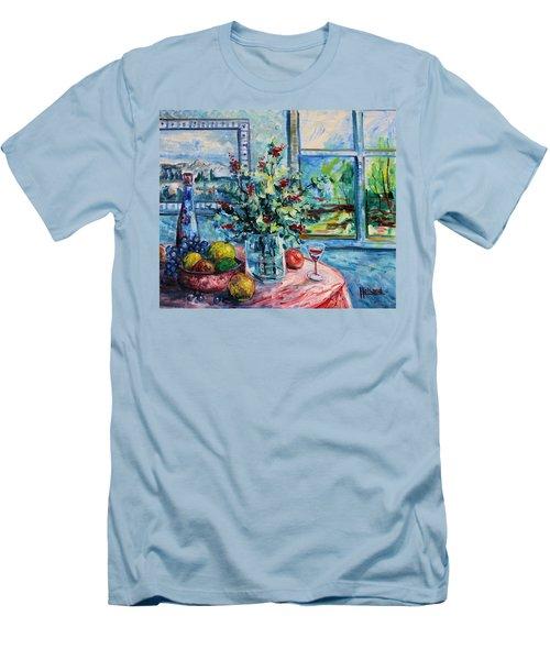 Fresh Spring Men's T-Shirt (Athletic Fit)