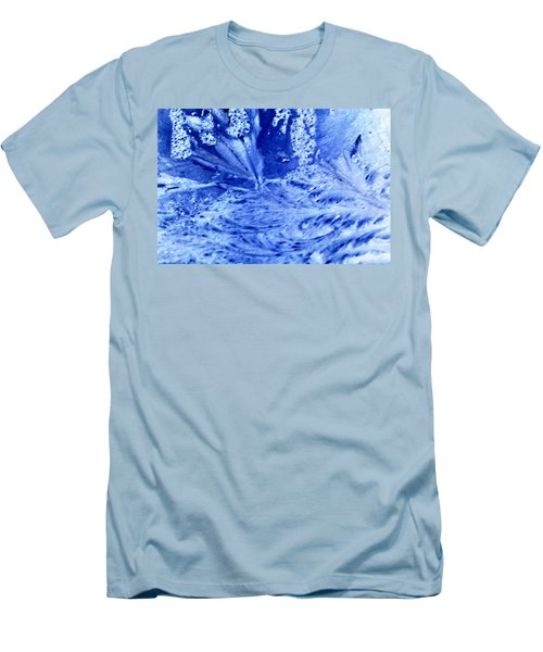 Men's T-Shirt (Slim Fit) featuring the digital art Frocean by Richard Thomas