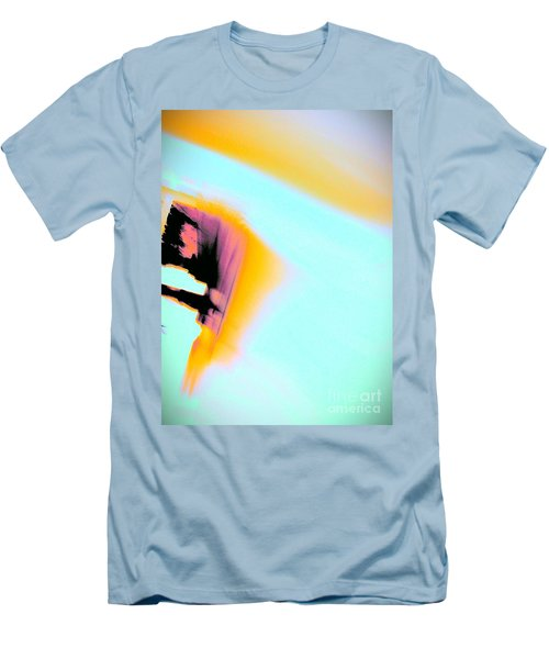 Full Moon Men's T-Shirt (Slim Fit) by Jacqueline McReynolds