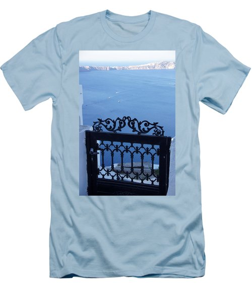 Gated Caldera Men's T-Shirt (Athletic Fit)