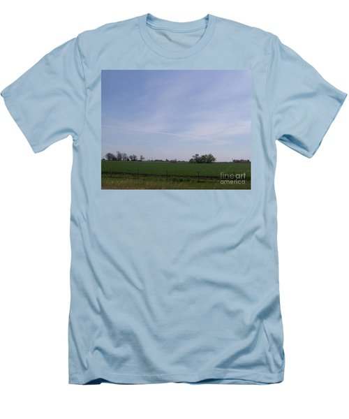 Men's T-Shirt (Slim Fit) featuring the photograph Generations by Bobbee Rickard