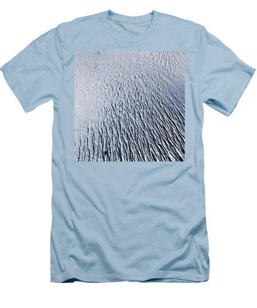 Glacier Men's T-Shirt (Slim Fit) by Gunnar Orn Arnason