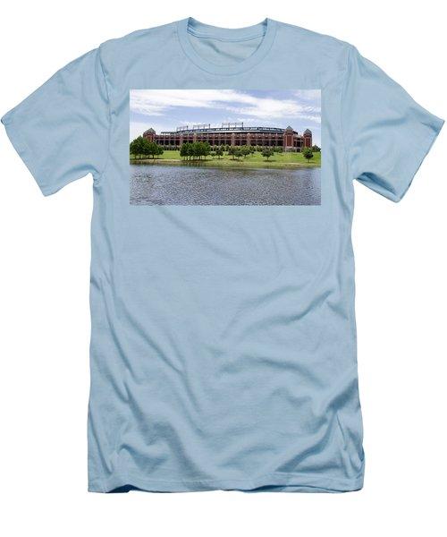 Globe Life Park Men's T-Shirt (Athletic Fit)