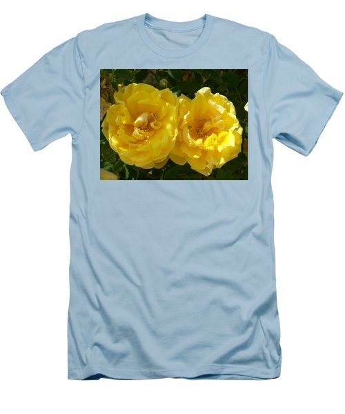 Golden Beauty Men's T-Shirt (Athletic Fit)