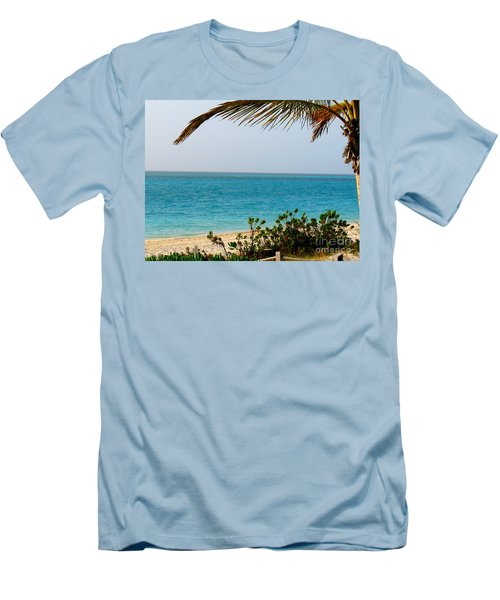 Grace Bay Men's T-Shirt (Athletic Fit)