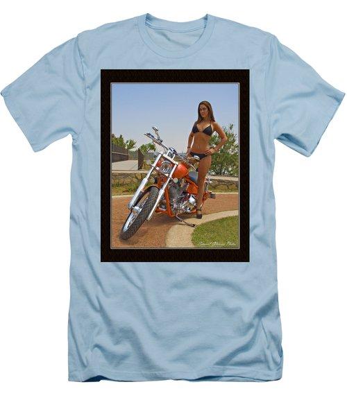 H-d_c Men's T-Shirt (Athletic Fit)