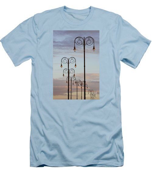 Harbor Lights Men's T-Shirt (Athletic Fit)