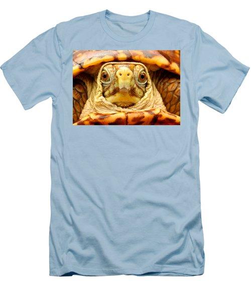 Head Shot Men's T-Shirt (Slim Fit) by Jean Noren
